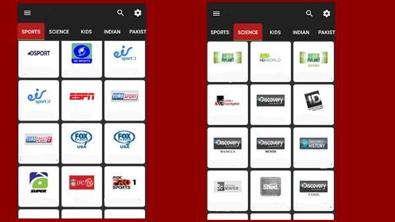 TOP 5 Free Live tv Applications - Naxon Tech