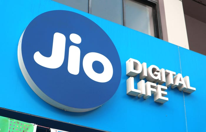 Reliance Jio gets Investment