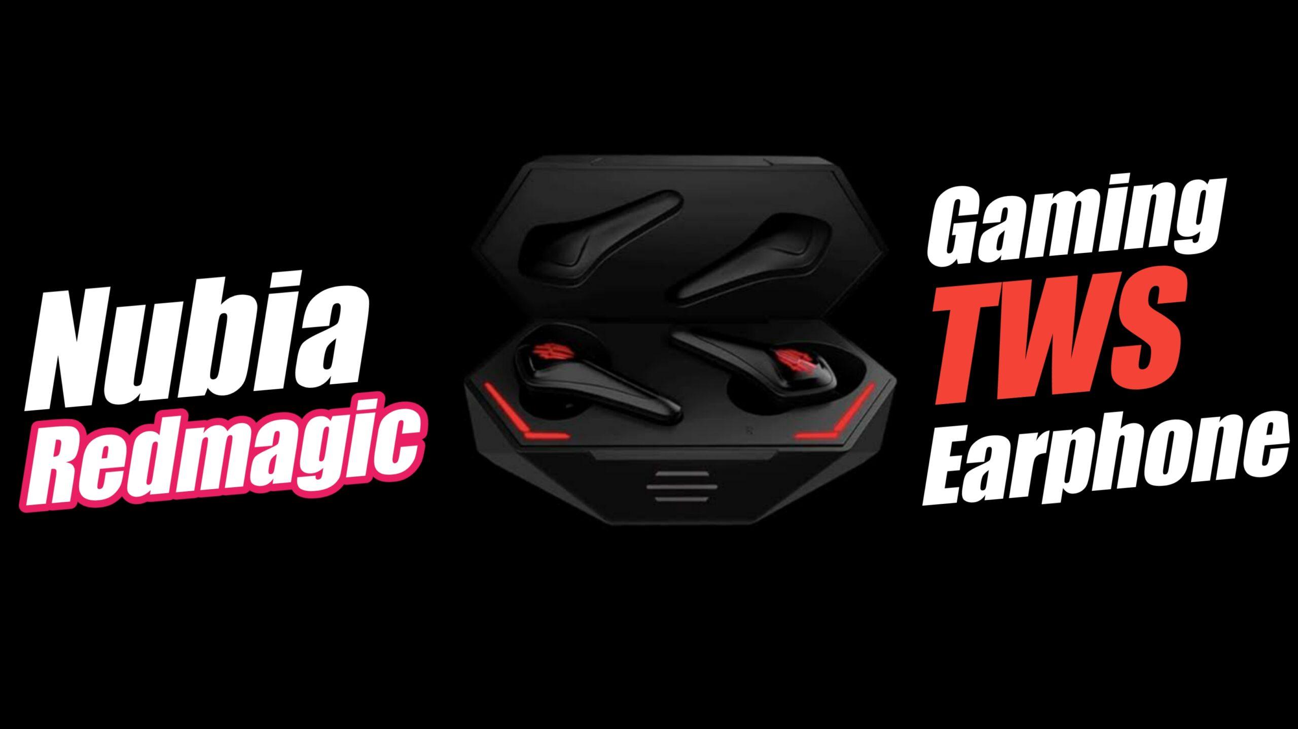 Nubia Red Magic Gaming TWS Earphone