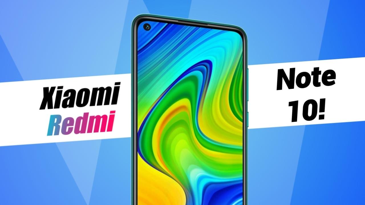 Xiaomi Redmi Note 10