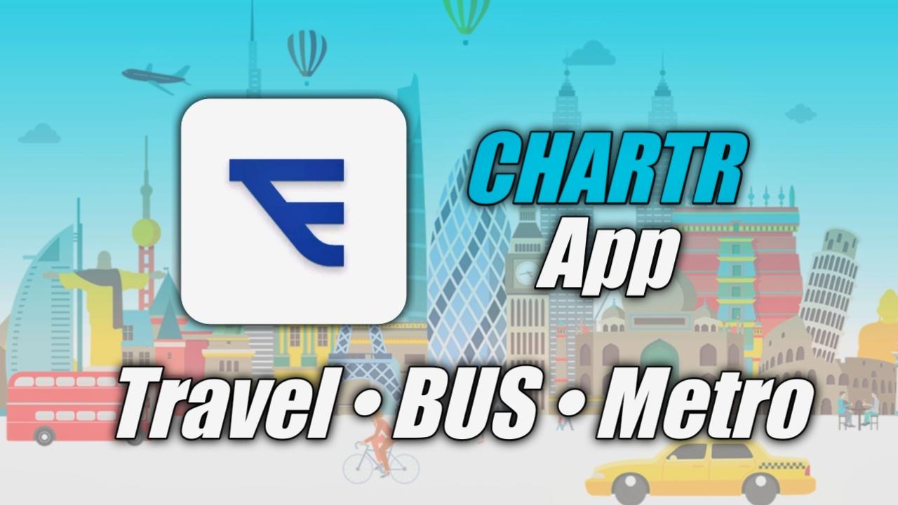 Chartr App