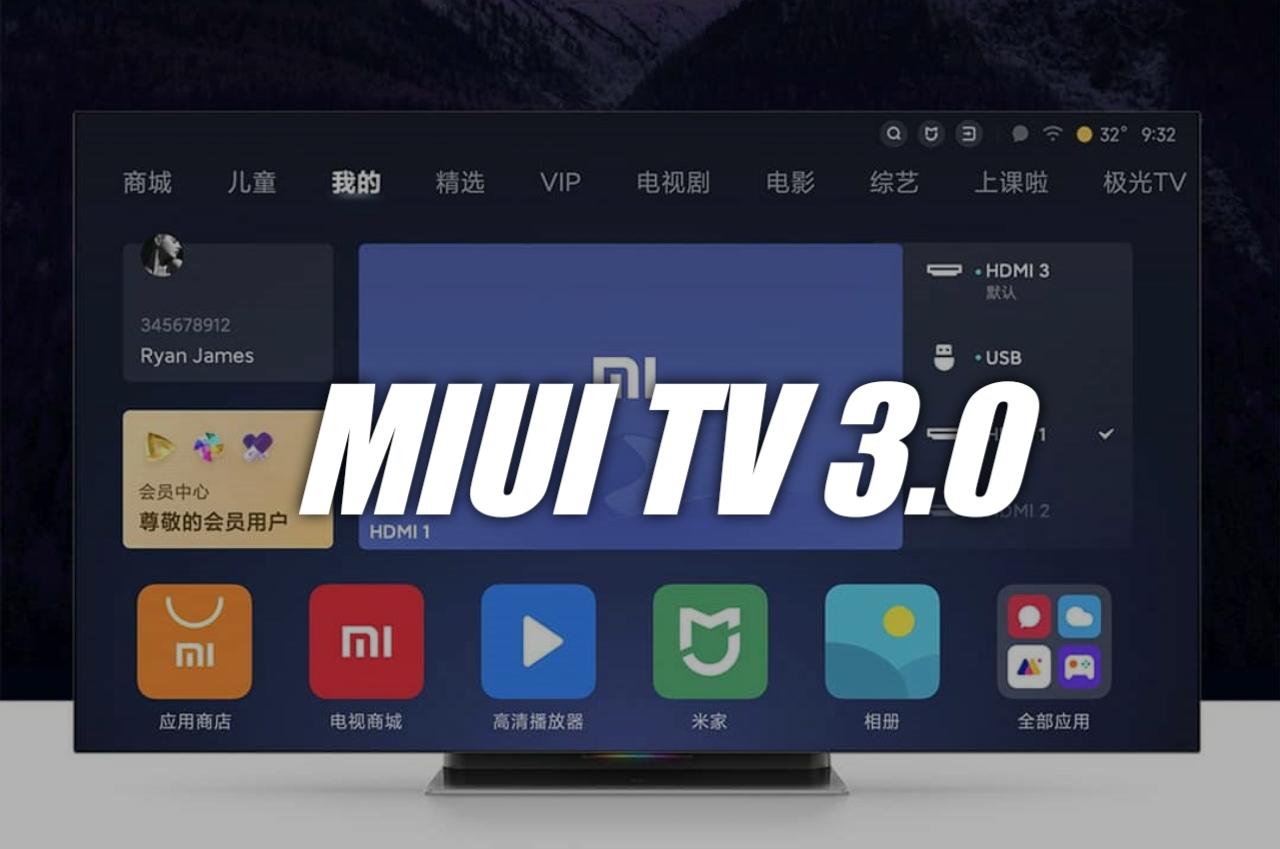 MIUI TV 3.0
