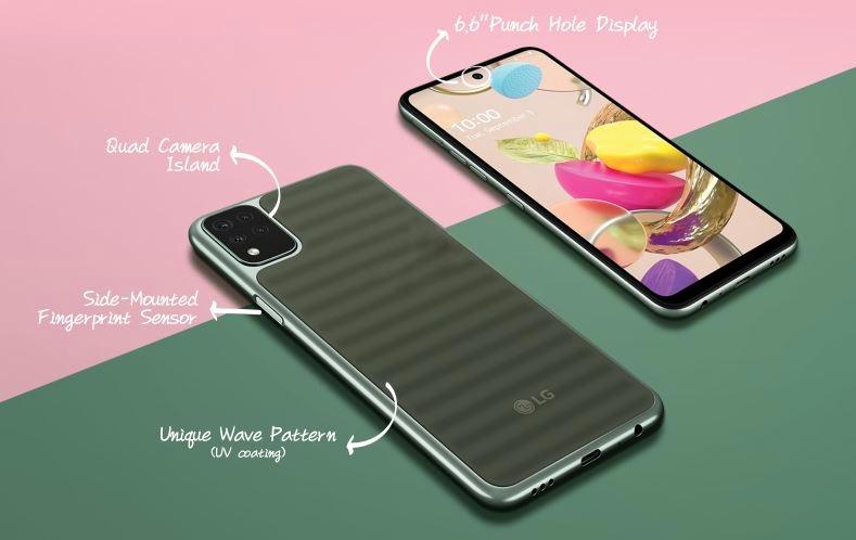 LG K42 specifications
