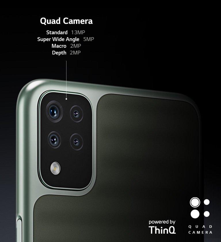 LG K42 Camera