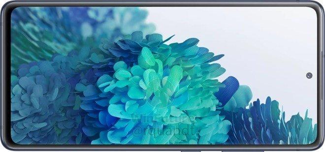 Samsung Galaxy S20 Fan Edition Leak