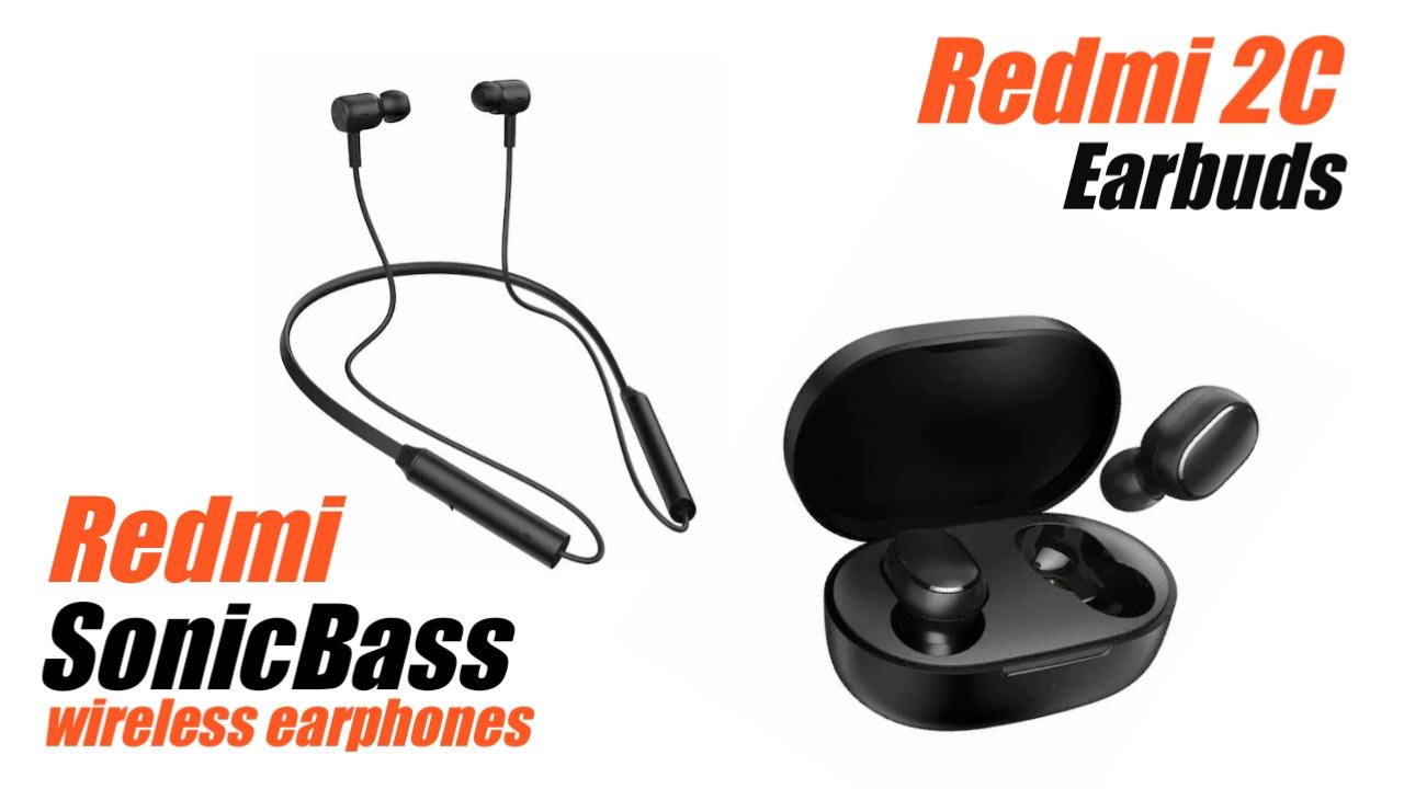 redmi sonicbass wireless