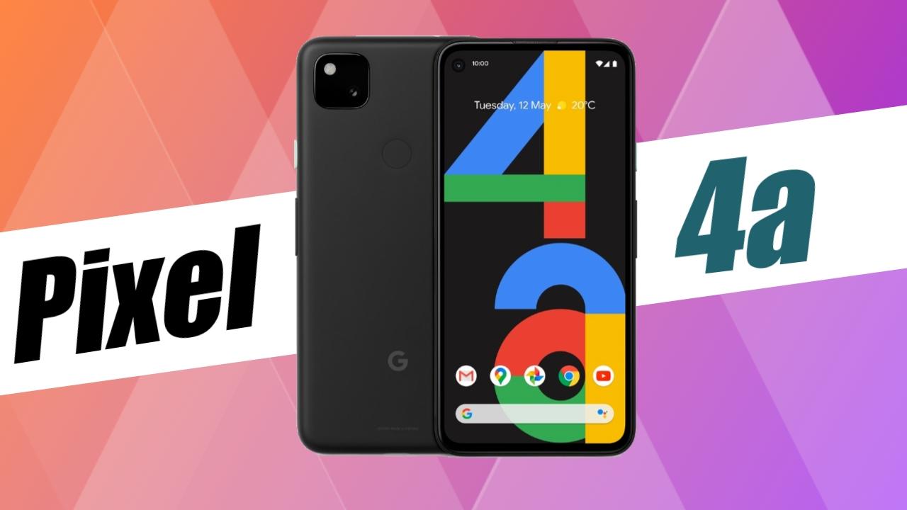 Pixel 4a India