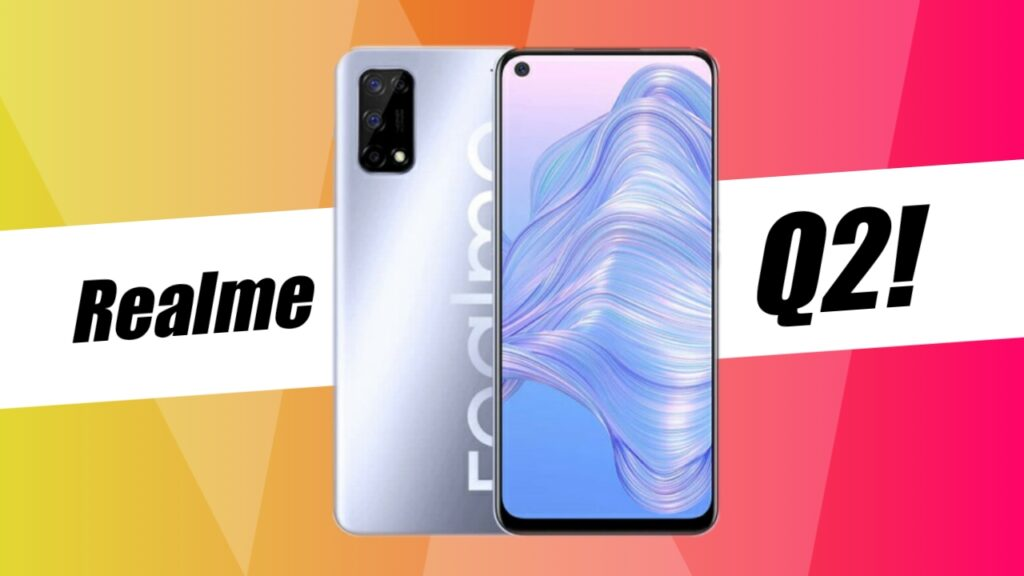 Realme Q2 spotted