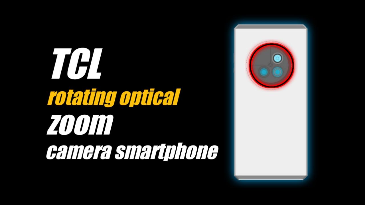 TCL rotating optical zoom camera