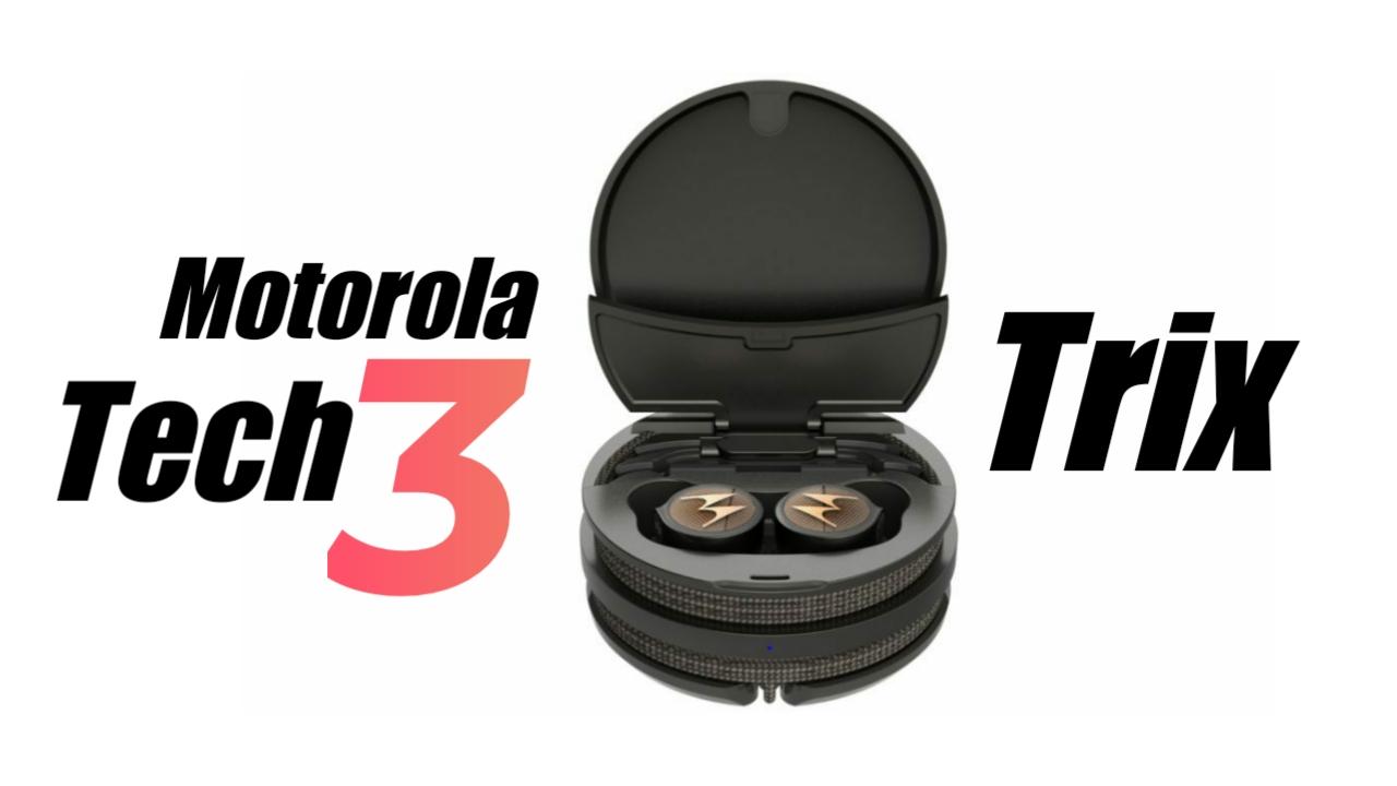 Motorola Tech3 TriX