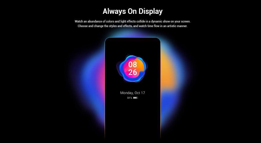 Always-On-Display