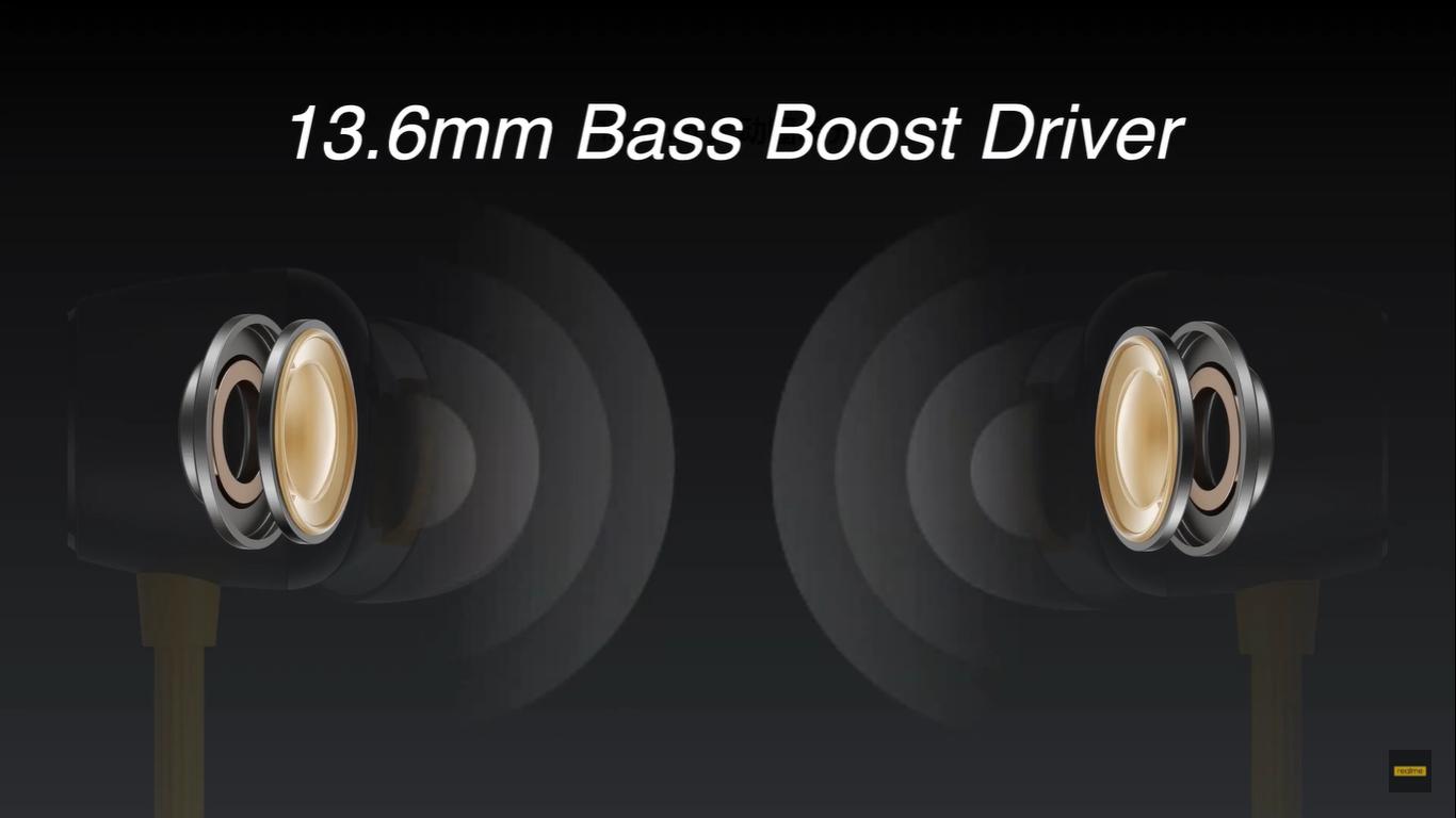 bass boost dyniamic drivers