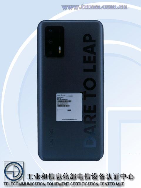 Realme Q3 Pro spotted