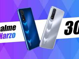 Realme Narzo 30 launched