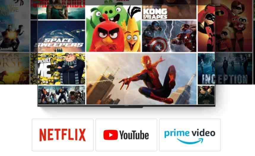 Realme Smart TV 4K specifications