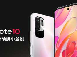 Redmi Note 10 5G launched