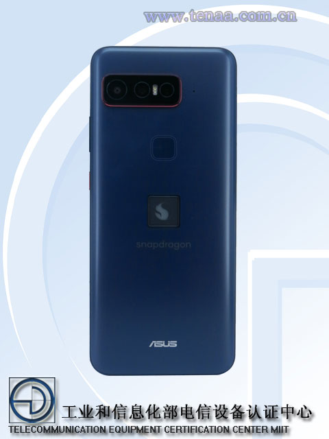 Asus new gaming phone with Qualcomm branding spotted on tenaa