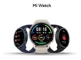 mi-watch revolve active launched