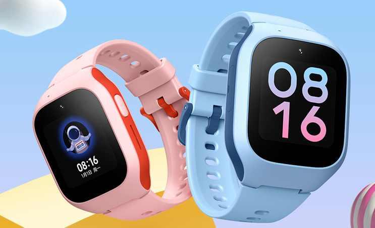 Xiaomi MITU Children 4G Phone Watch 5C