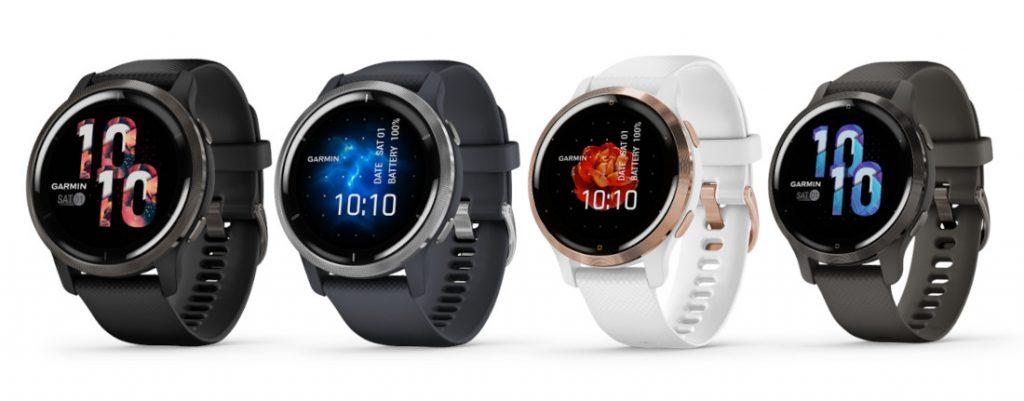 Garmin Venu 2, Garmin Venu 2S GPS Smartwatches