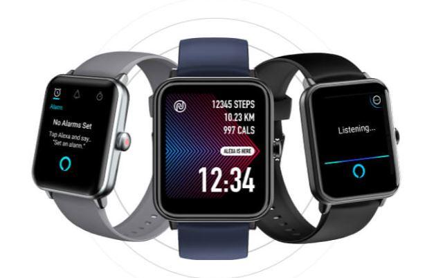 Noise ColorFit Pro 3 Assist smartwatch and Noise Buds VS103 TWS