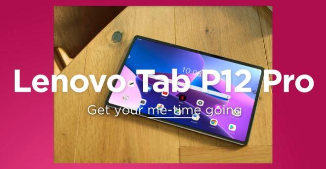 Lenovo Tab P12 Pro 5G
