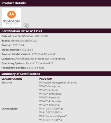 Moto G Pure spotted on Geekbench, key specifications revealed