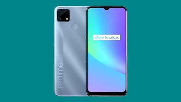 Realme C25Y India launch